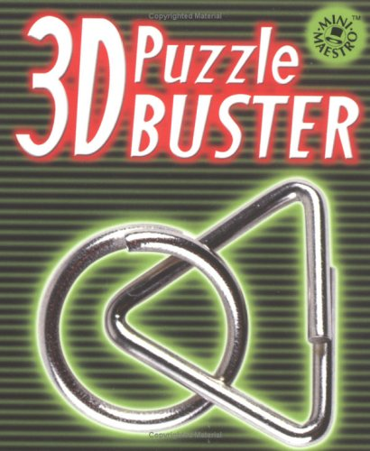 9781842292686: 3-D Puzzle Buster (Mini Maestro)