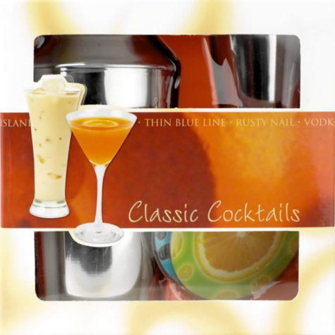 9781842294826: Classic Cocktails (Lifestyle Box Sets)