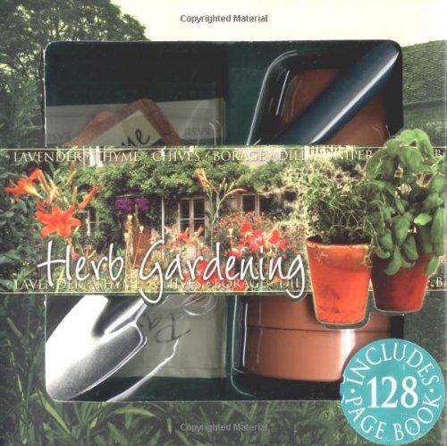 9781842294840: Herb Gardening (Lifestyle Box Sets)