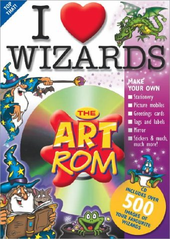 I Love Wizards (Art ROM S.): unknown