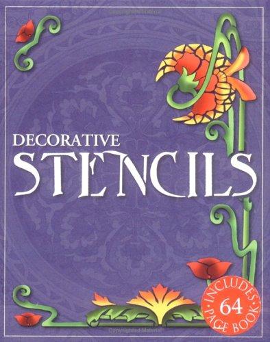 9781842296042: Decorative Stencils (Craft Cases)