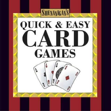 Quick and Easy Card Games (Shenanigans): JACKIE ANDREWS