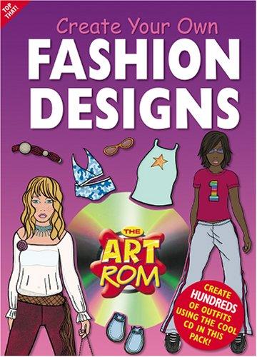 Fashion Designs (Art ROM Create Your Own.): n/a