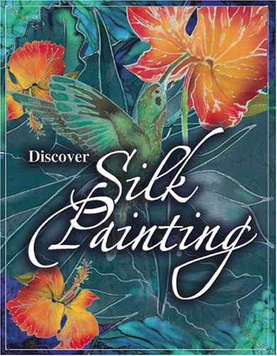9781842298060: Discover Silk Painting Kit