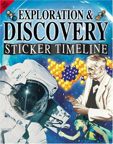 Exploration & Discovery: Sticker Timeline