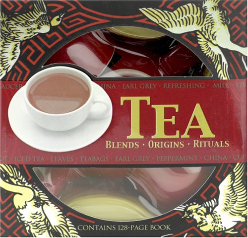 9781842299715: Tea with Teapot and Tea Bags and Cups and Saucers (Lifestyle Box Sets)