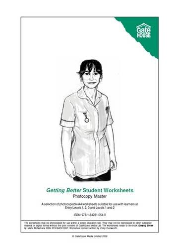 9781842310540: Getting Better Student Worksheets