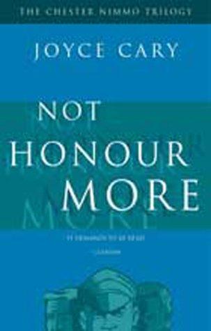 9781842320358: Not Honour More