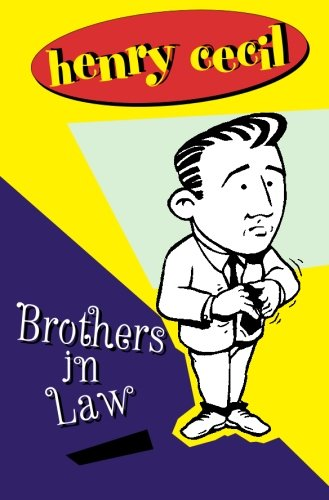 9781842320464: Brothers In Law (Roger Thursby)