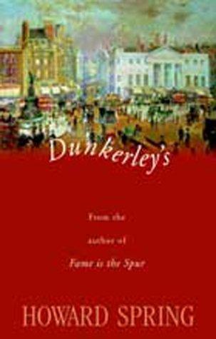 9781842323342: Dunkerleys