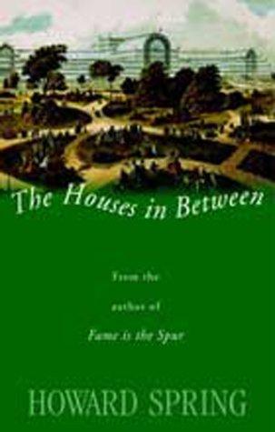 9781842323472: The Houses in Between