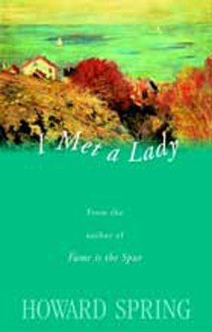 9781842323519: I Met a Lady