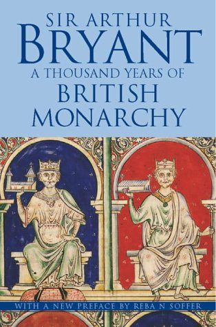 9781842324707: A Thousand Years of British Monarchy