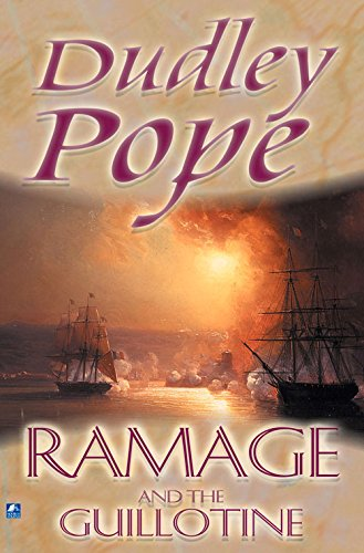 Ramage And The Guillotine (1842324748) by Dudley Pope