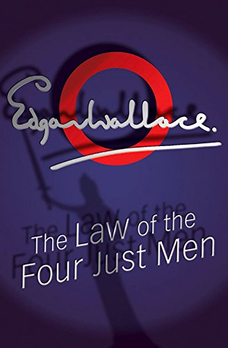 9781842326930: The Law of the Four Just Men