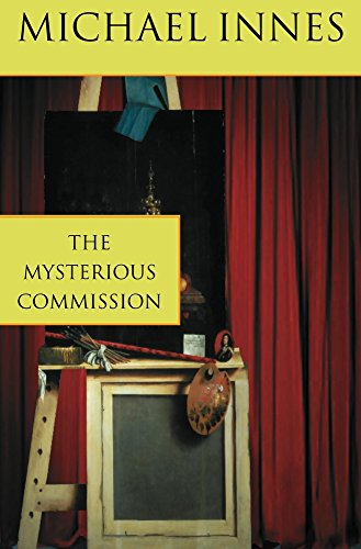 9781842327463: The Mysterious Commission (Honeybath)