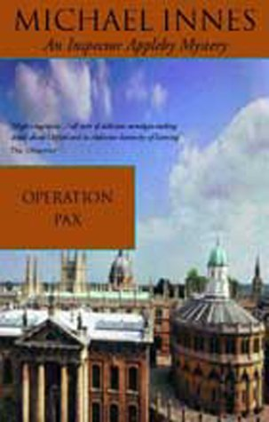 9781842327517: Operation Pax (Inspector Appleby Mystery)