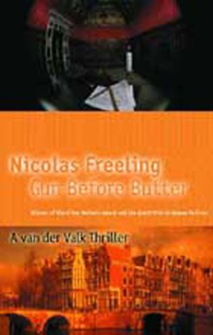 9781842328385: Gun Before Butter (A van der Valk thriller)