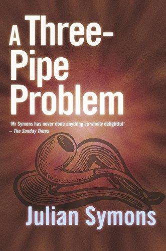 9781842329306: A Three-Pipe Problem (Sheridan Haynes)