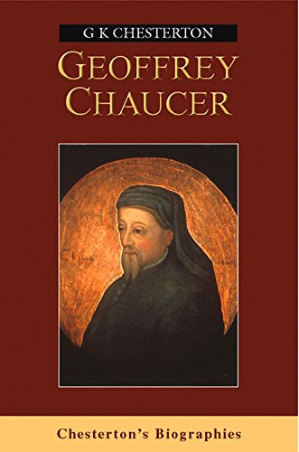 9781842329870: Chaucer (Chesterton's biographies)