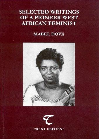 9781842330975: Selected Writings of a Pioneer West African Feminist