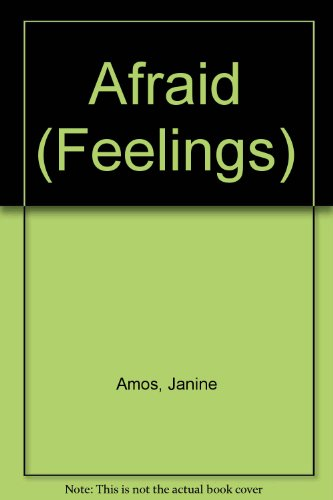 9781842341322: Afraid (Feelings)