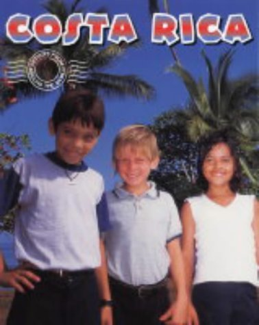 9781842342169: Costa Rica (Letters from Around the World) (Letters from Around the World)