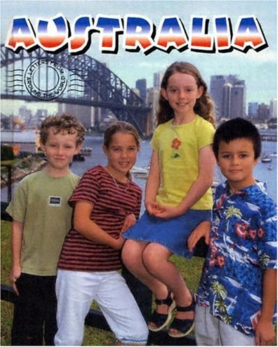 9781842342459: Australia (Letters from Around the World)