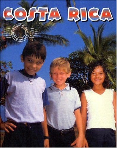 9781842342466: Costa Rica (Letters from Around the World)