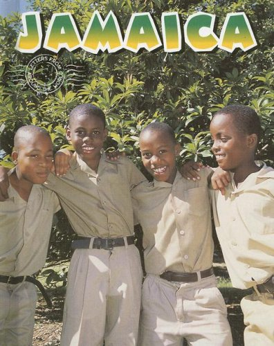 9781842342510: Jamaica (Letters from Around the World)
