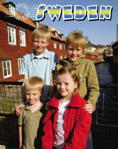 9781842344637: Sweden (Letters from Around the World)