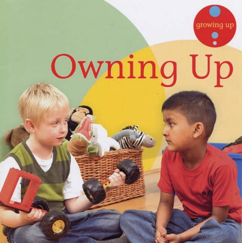 9781842344965: Owning Up (Growing Up) (Growing Up)