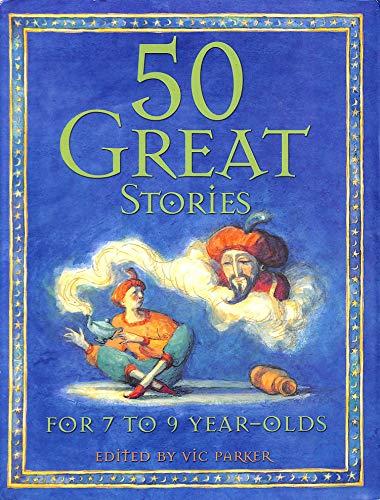 50 Great Bedtime Stories: Parker, Vicky