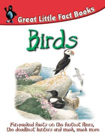 Birds (Great Little Fact Book): Johnson, Jinny and