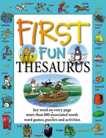 9781842361177: First Fun Thesaurus