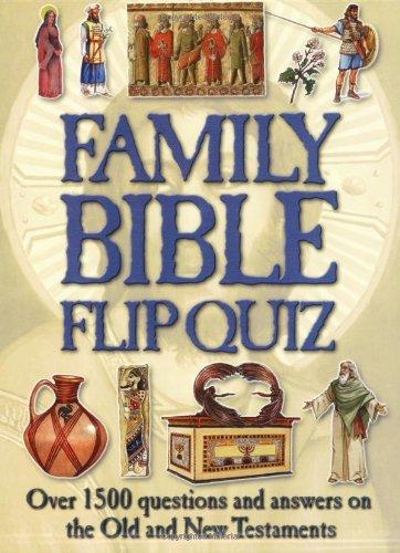 9781842361245: Bible: Family Flip Quiz (Family Flip Quiz series)