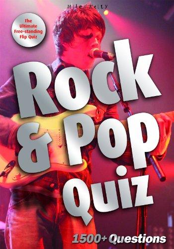 9781842361450 Rock And Pop Family Flip Quiz Family Flip Quiz