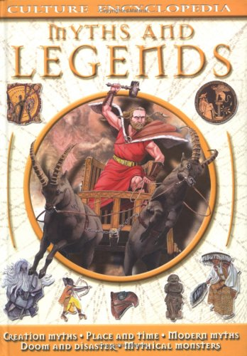 9781842362204: Myths and Legends (Culture Encyclopedia)