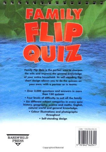 9781842362341: Family Flip Quiz: General Knowledge