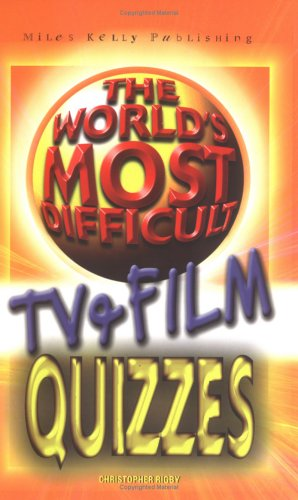9781842362945: The World's Most Difficult Quizzes - TV & Film: v. 1