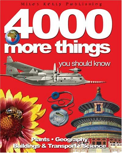 4000 More Things You Should Know: Farndon, John