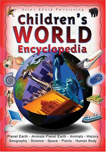 9781842363430: Children's World Encyclopedia (256 flexis)
