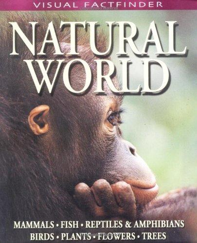 9781842363805: Visual Factfinders: Natural World