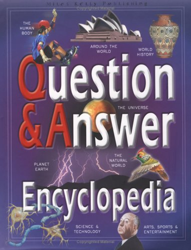 Question and Answer Encyclopedia (1842364170) by Parker, Steve; Williams, Brian