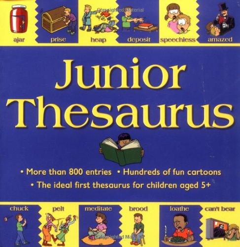 9781842364192: Junior Thesaurus