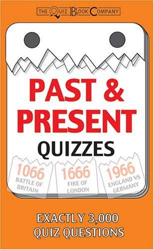 9781842365014: PAST AND PRESENT QUIZZES.