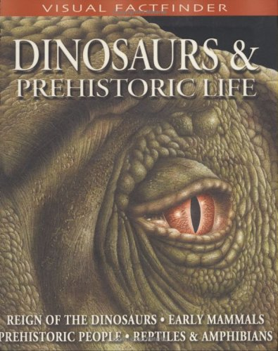9781842365410: Dinosaurs and Prehistoric Life (Visual Factfinder)