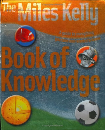 9781842365595: Miles Kelly Publishing Book of Knowledge