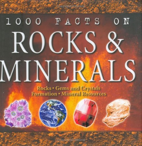 9781842365960: Rocks and Minerals (1000 Facts on...)