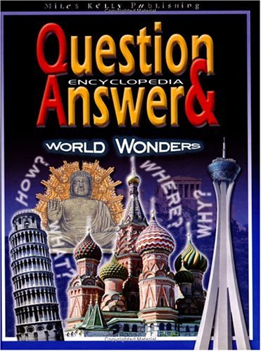 9781842366240: World Wonders (Question & Answer Encyclopedia)